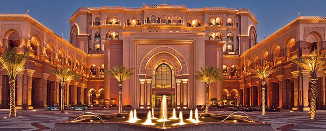 Hotel Construction Company Middle East