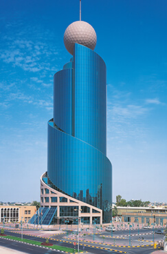 Etisalat Building – Sharjah, UAE