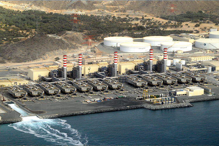 Fujairah F2 Independent Water and Power Plant