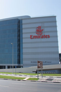 Emirates Airline HQ – Dubai