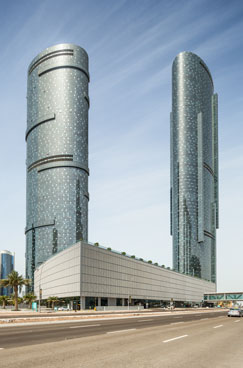 Sun and Sky Towers, Reem Island – Abu Dhabi