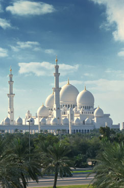 Sheikh Zayed Grand Mosque – Abu Dhabi