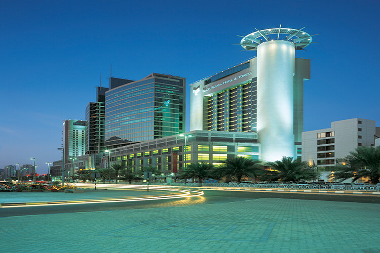 Abu Dhabi Trade Centre